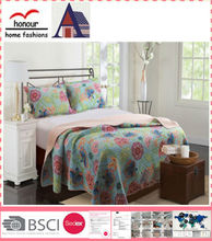 Luxury brand printed bedding set