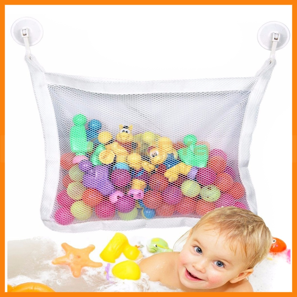 Useful Folding Organizer Eco-Friendly Baby Bathroom Child Toy Storage Bag Tool