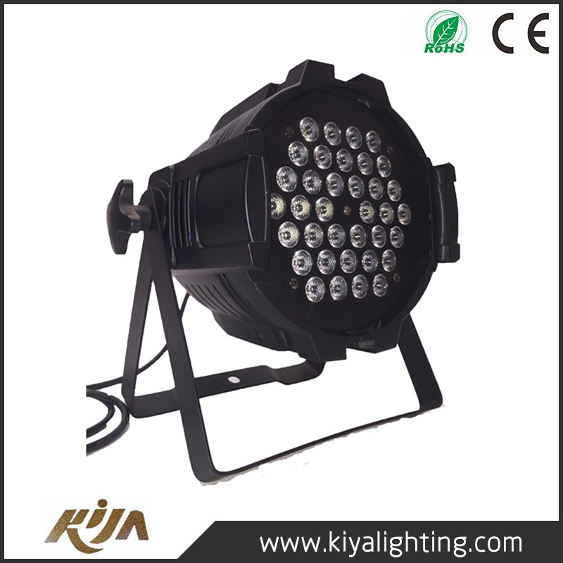 Led Stage Light High Power RGB Par Light With DMX512 Master Slave Led DJ Equipments Controller 36*3W Full Watt
