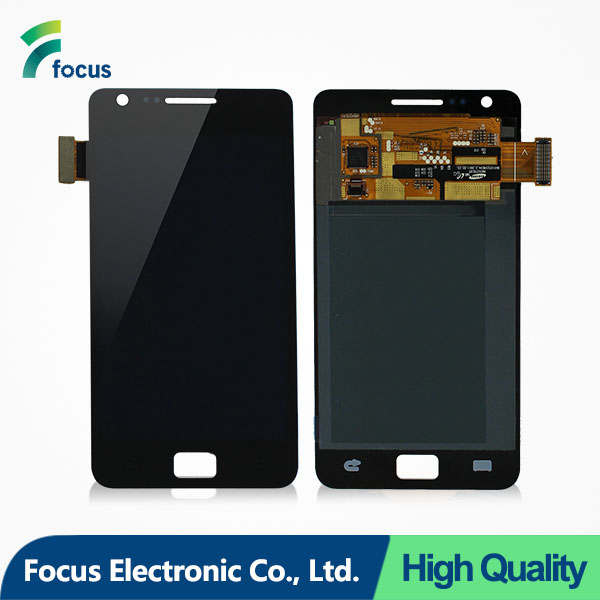 Mobile phone spare parts for samsung galaxy s2 LCD screen