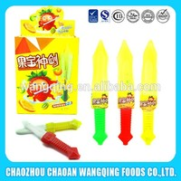 New sword shaped sweet candy for kids