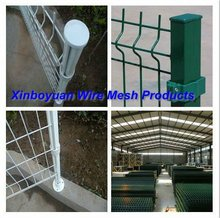 PVC coated or Galvanized Wire Fen