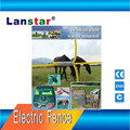 Fencing products suitable for equestrian and cattle use, LX-6C20 energises Control up to 20KM