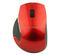 Best Quality Vertical Wireless Optical Mouse USB gamer gaming 6button mouses MW-035