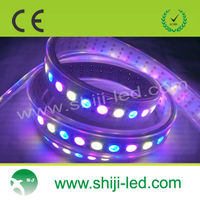 CE&RoHS 5V ws2811/ws2811 Waterproof Flexible rgb LED ring Strips light SMD 5050 RGB