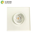 new fast install gyro led cob surface downlight warm white cool white 2700k 3000k 4000k design for Europe 0-100% dimming