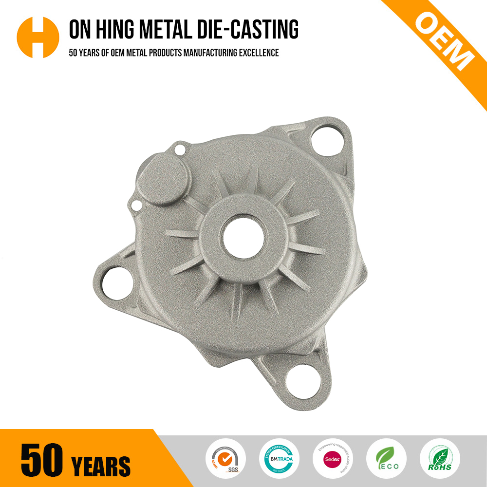 Stable Quality Customized Aluminum Die Casting Motorcycle Parts China Manufacturer