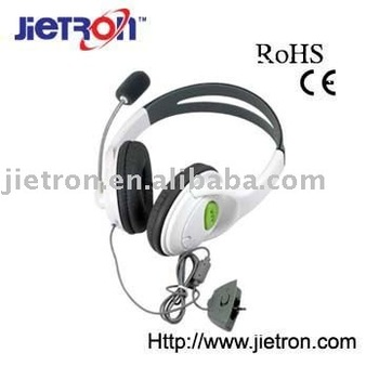 Sensational Headset for XBOX360(JT-1103302)