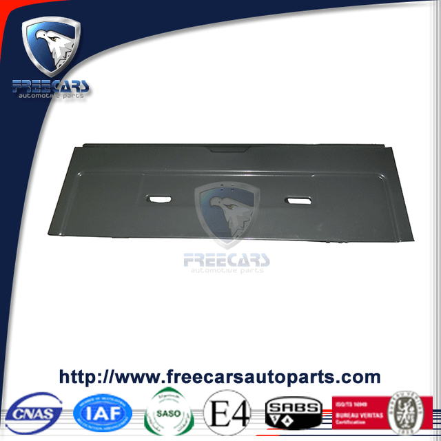 high quality heavy duty truck parts for Actros MP1, bumper support plates 9418801970