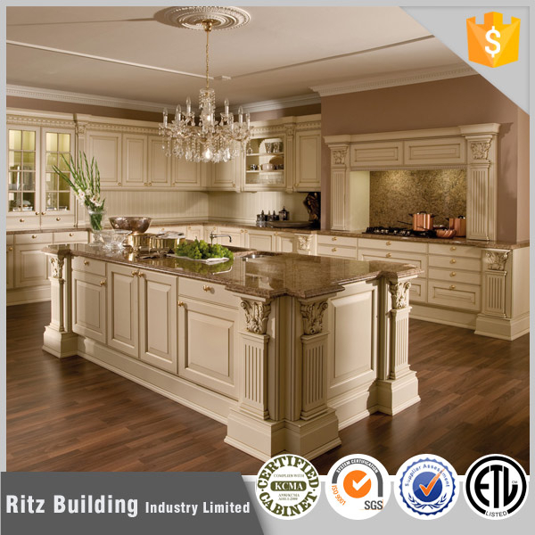China kitchen cabinet factory classic kitchen cabinet for Kitchen designs china