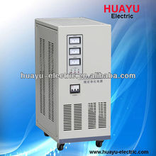 JJW series 6KVA Y shape high precision purifying non-contact triac stabilizer
