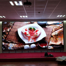 HD Indoor P2.5 RGB LED Panel/ Fixed Installation Video Wall P2.5 P3 P4 P5 P6 LED Screen Display