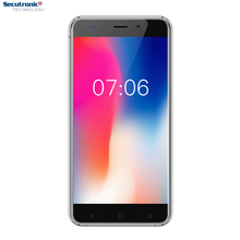 Hot New Products For 2018 Setro Madrid MTK 6580A 5.5 inch Android 7.0 2600 mAh 8 MP Camera 3G Sanno Mobile Phone