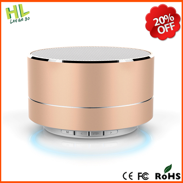 2015 New High-end latest card is new product ideas 2013 bluetooth speaker