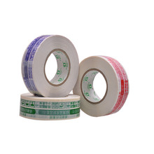Free shipping Bopp printed packing tape for strapping carton