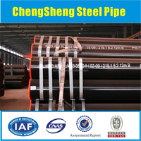 ASTM A106 grade B steel tube , carbon seamless steel pipe, ms pipe for structure use