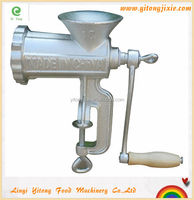 10# hand meat grinder/manual meat mincer China factory manufacturer