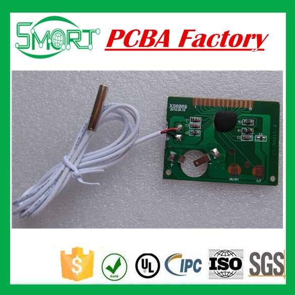 Smart Bes Fast Delivery Prototype PCB Assembly, PCBA Manufacturer PCB Printed Circuit