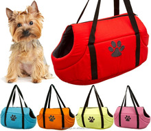 Dog Cat Carry Bag Zip Closed Washable Travel Transport Pet Shopping Bag