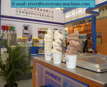 Soft Serve Ice Cream Machine USA, Taylor Soft Serve
