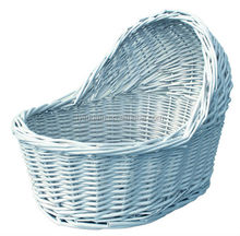 2017 best selling products bassinet wicker baby basket