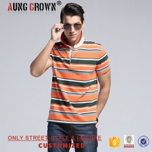 Top Quality Fancy Design Oem Manufacture Heavy Weight Mens Polo T shirts