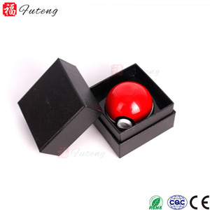 55mm Popular Zinc Pokemon 3 Parts Wholesale Pokeball Grinder Herbal Pokemon Grinder