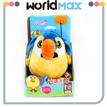 Interactive Battery Operated Plush Singing & Dancing Birds Toys