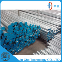 High sales, standard hot dip galvanized lined plastic steel pipe
