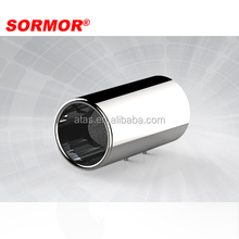 OE quality TOYOTA Innova/Fortuner/AUDI A4 customized SS304 exhaust muffler tips