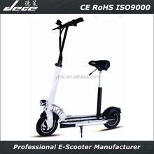 500w cheap 2 wheel smart ride electric scooter 36V folden balance