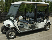 High quality and beautiful EEC golf cart on sales