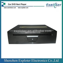 Super slim Single Disc 3/4 DIN DVD player With USB port SD card slot