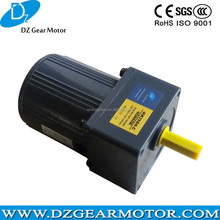 Three Phase Electric Motor Specifications with Ratio 1:30