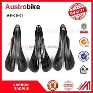 Carbon Fiber Bike Saddle, Bicycle Saddle lightest saddle from China