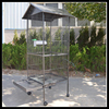 Wire mesh front breeding bird cage