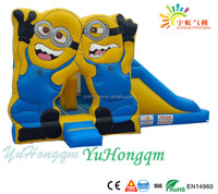 Happy hot sale Inflatable Bouncer Children Water Slide factory price commercial slide combo