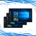large touch screen panel 65 75 84 inch lcd all in one touch screen monitor interactive led monitor