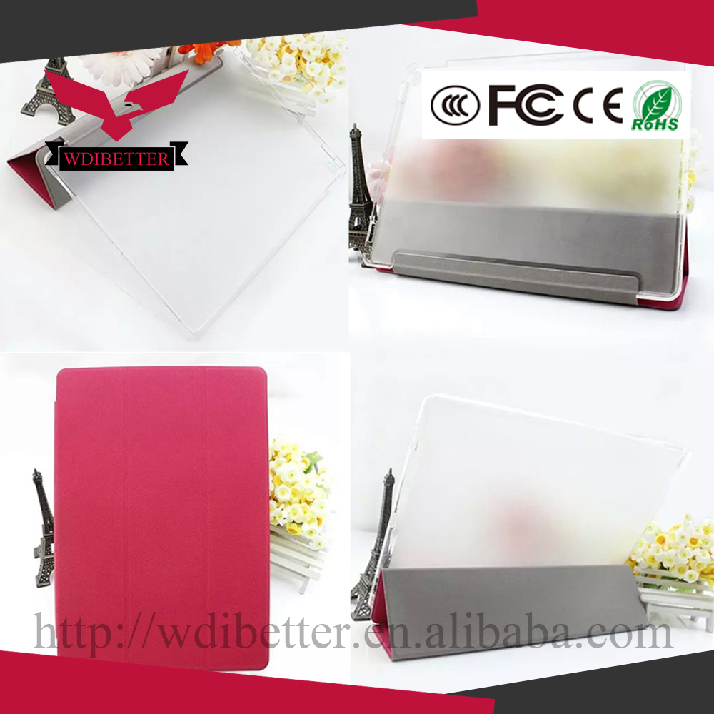 for Ipad 2/3/4/mini TPU Design Smart Cover Case