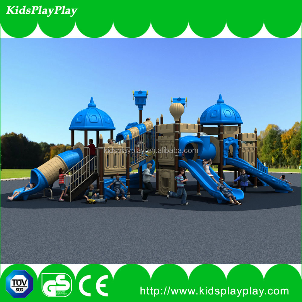 2016 Mobile kids playground with wheel mobilizable soft playground