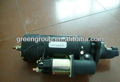 construction machinery,excavator spare parts,Carter E320,E320B,E320C 3066T S6S excavator starting motor