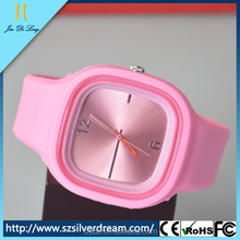 Sports Unisex Water Resistant New Quartz Silicone Jelly Watch