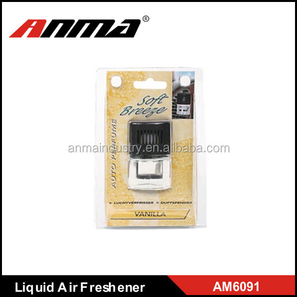 Comfortable feeling Car styling fragance Car Air Freshener
