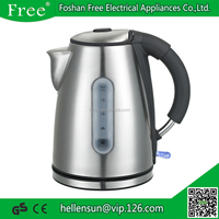 Stainless Steel Electric Kettle no Plastic Metal Jug 110V Electric Water Kettle