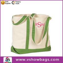 2014 new design cheap plain tote canvas bags