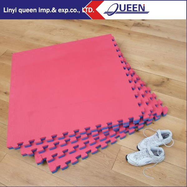 EVA Foam Wrestling Interlocking Puzzle Mats