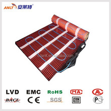 PVC jacket low voltage heating mat