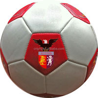 Fashionable most popular machine stitched footballs ball soccer