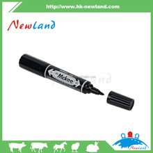 NL623 Animal black/yellow/green/red/blue bee marking pen