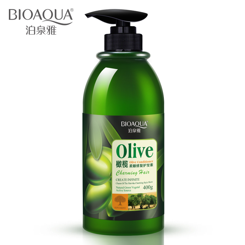 OEM/ODM Oliver silky repair hair conditioner